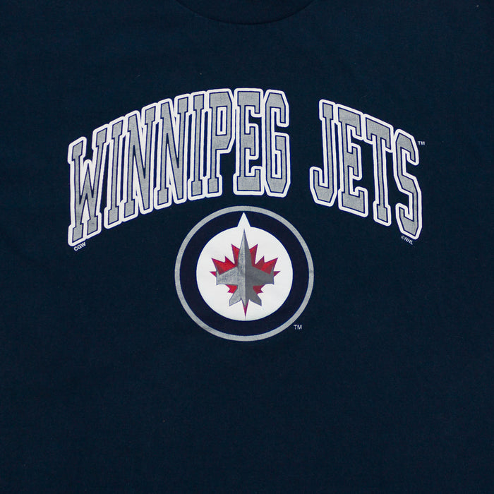 Vintage Winnipeg Jets T-shirt