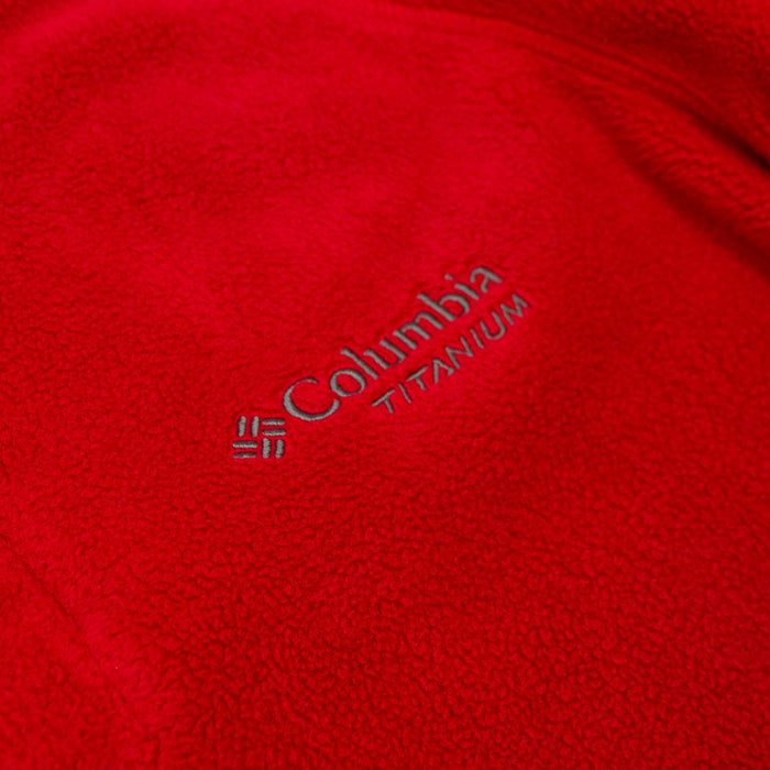 Columbia Sportswear Zip Fleece Sweatshirt