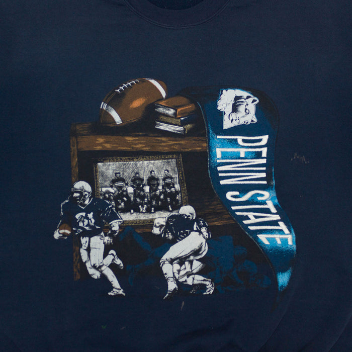 Vintage Penn State Football Sweatshirt