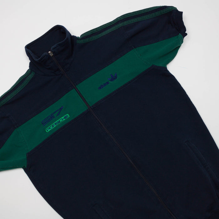 Adidas Zipped Sweatshirt