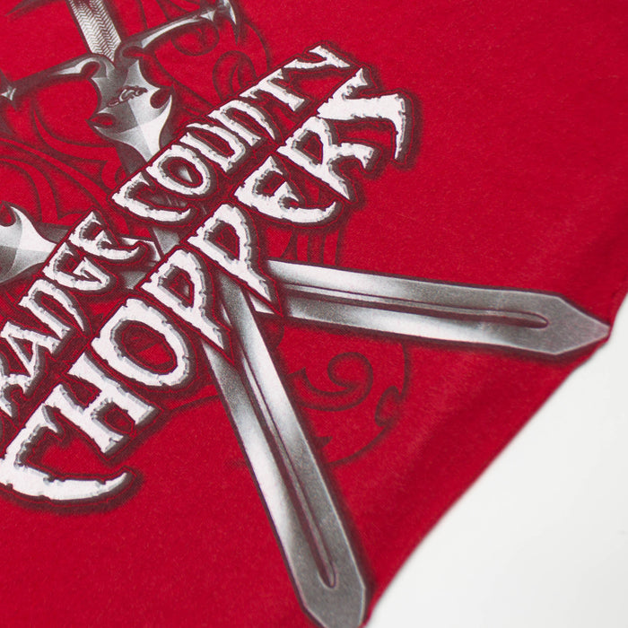 Orange County Choppers Cropped T-shirt