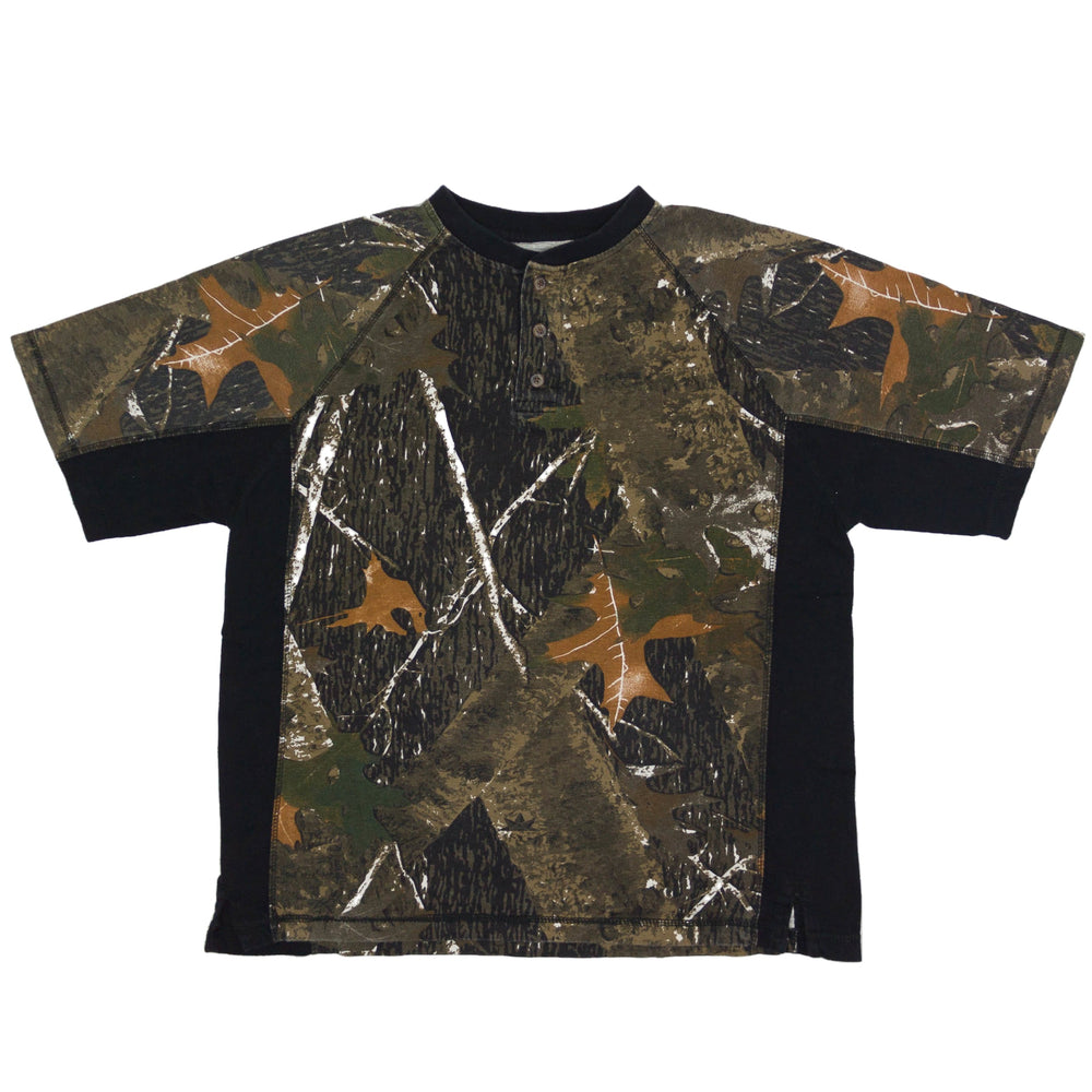 Vintage Realtree Collared T-shirt