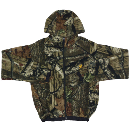 Vintage Realtree Fleece Zipped Hoodie
