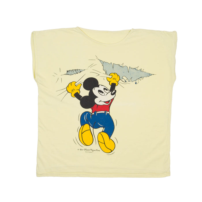 Disney Mickey Mouse Sleeveless Top