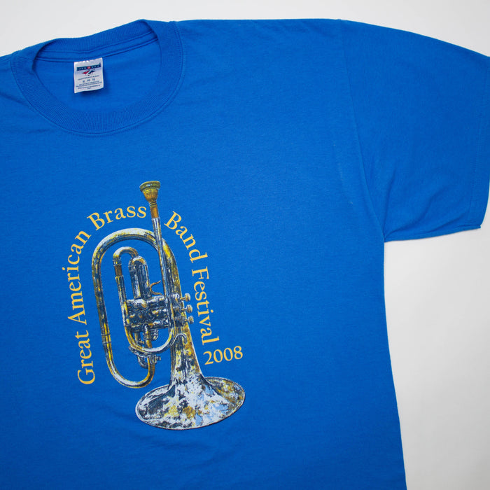 Vintage Brass Band  T-shirt