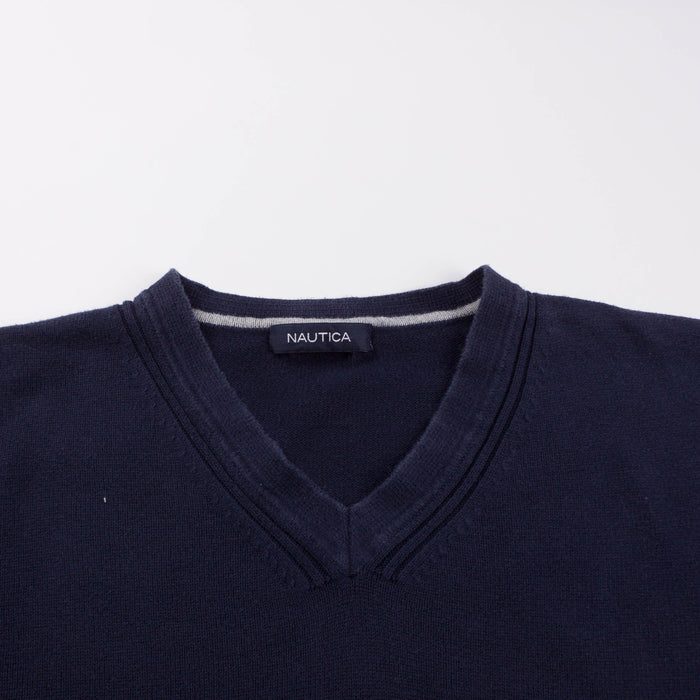 Nautica V-neck Jumper