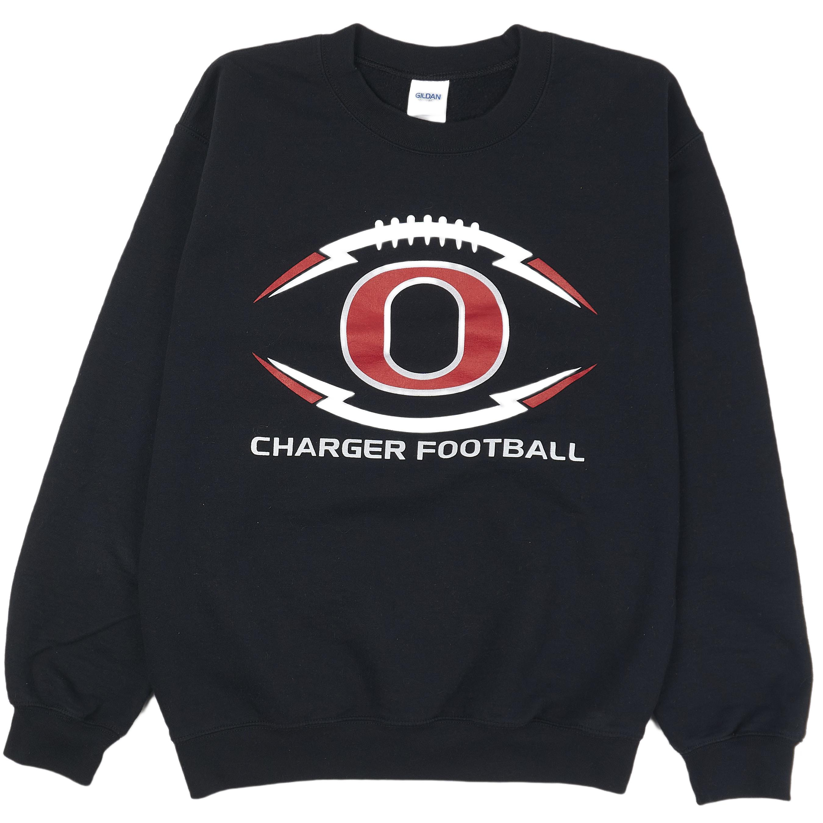 Charger Football Crewneck Sweatshirt