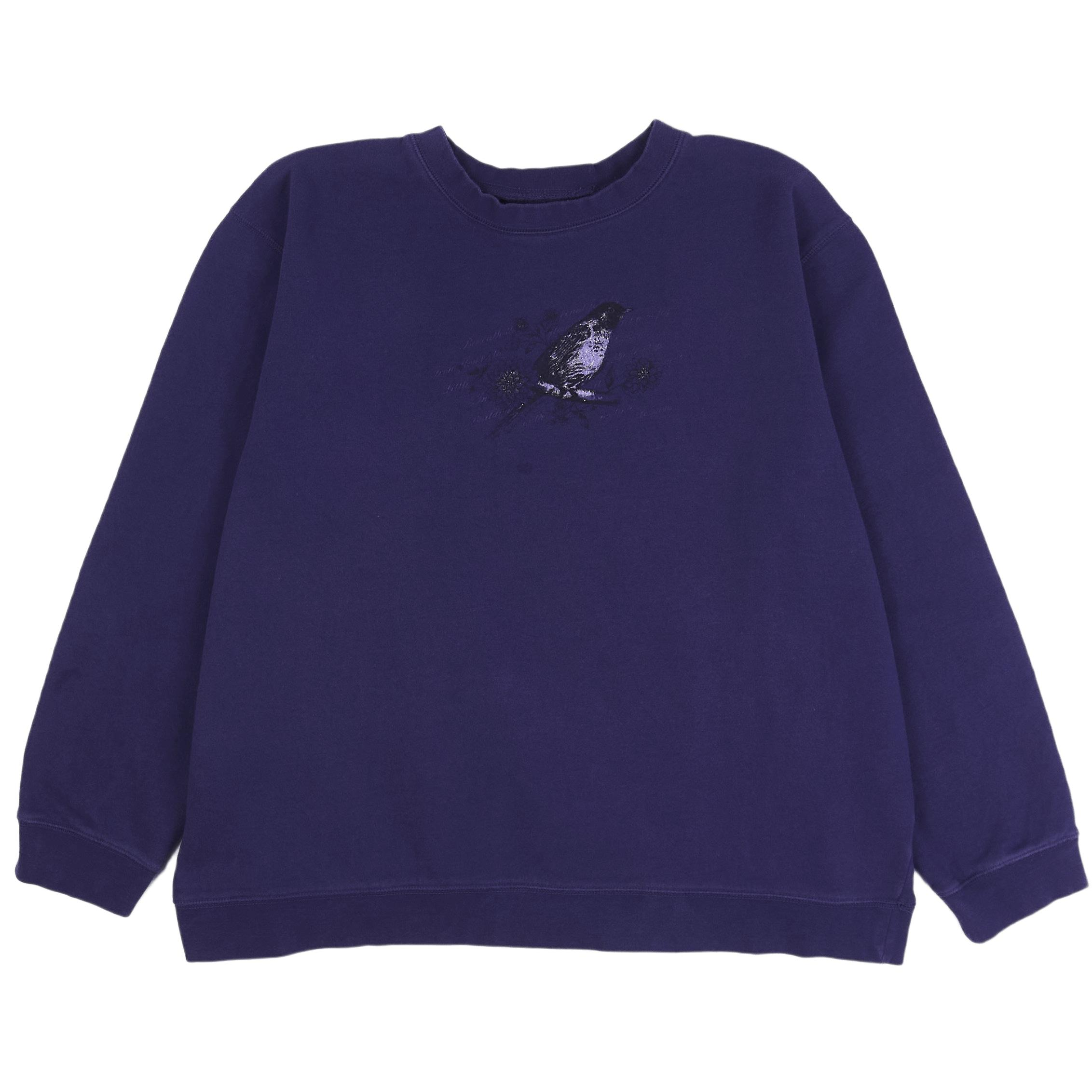 Bird Crewneck Sweatshirt
