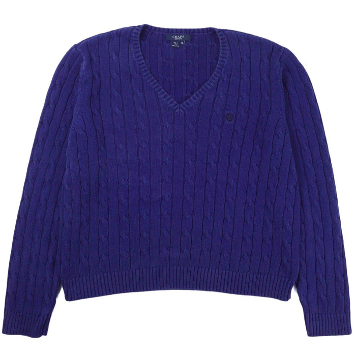 Women's Ralph Lauren Chaps  V-neck Jumper
