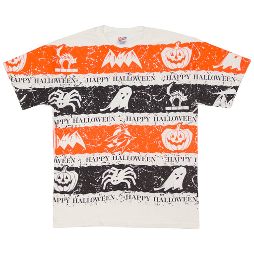 Vintage Happy Halloween T-shirt