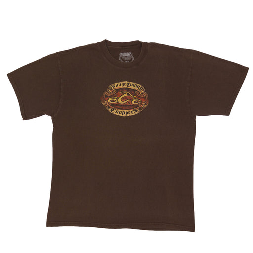 Vintage Orange County Choppers T-shirt