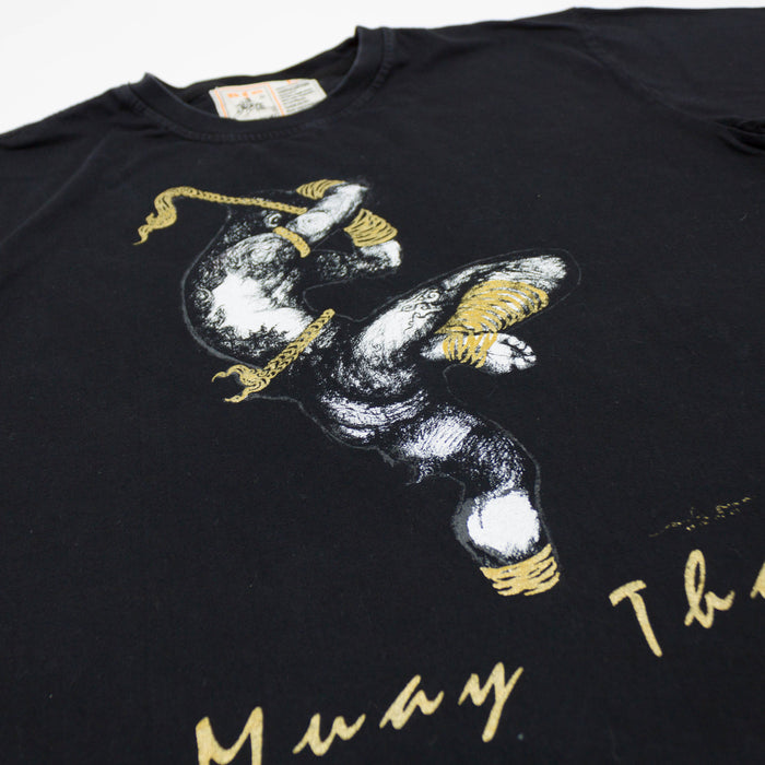 Vintage Muay Thai Ultimate Fighting T-shirt