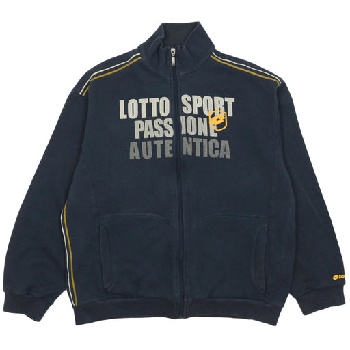 Lotto Zipped Sweatshirt
