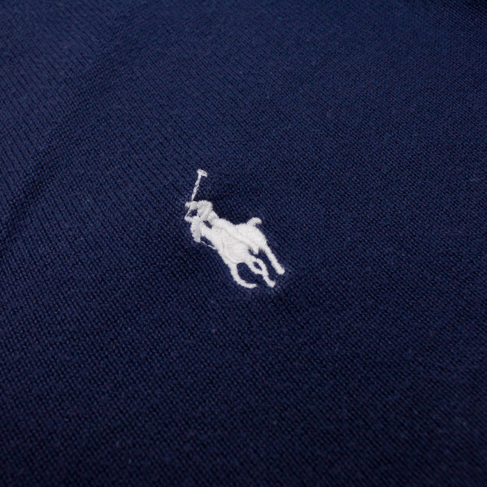 Polo Sport V-neck Jumper