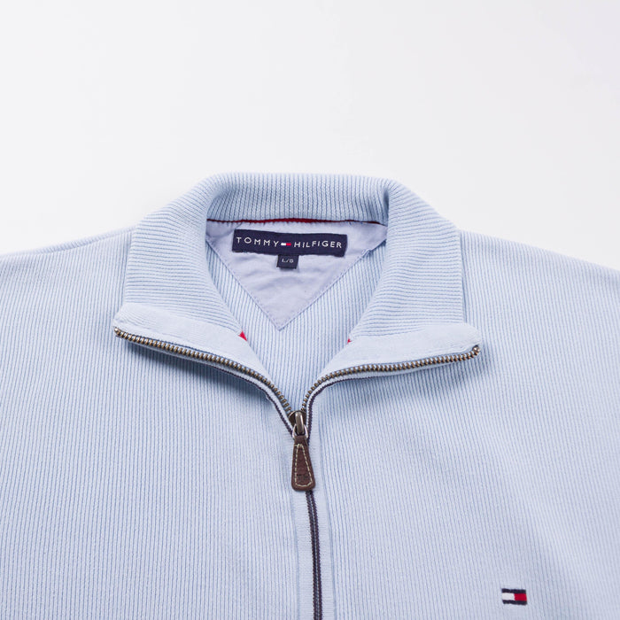 Tommy Hilfiger Zipped Jumper