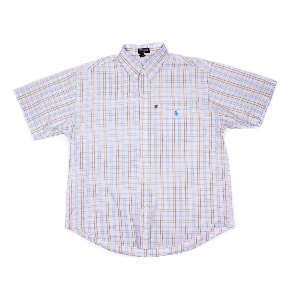 Polo Jeans Short Sleeved Shirt