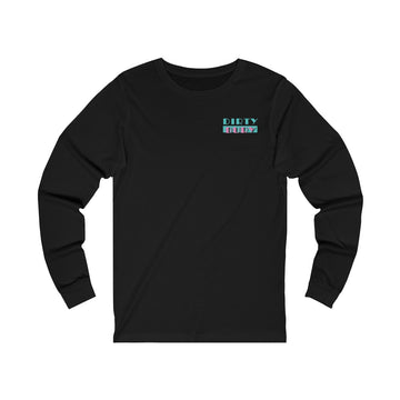 Miami Vice Long Sleeve (White, Black, Grey)