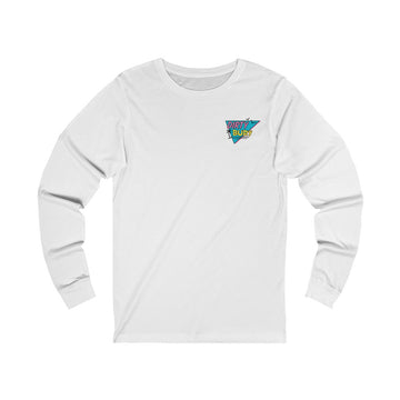 90's Kids Blue Pocket Long Sleeve
