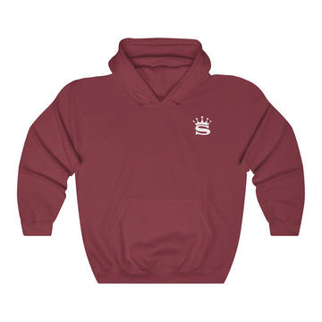 Copy of Still Champs Hoodie Maroon (Front & Back)