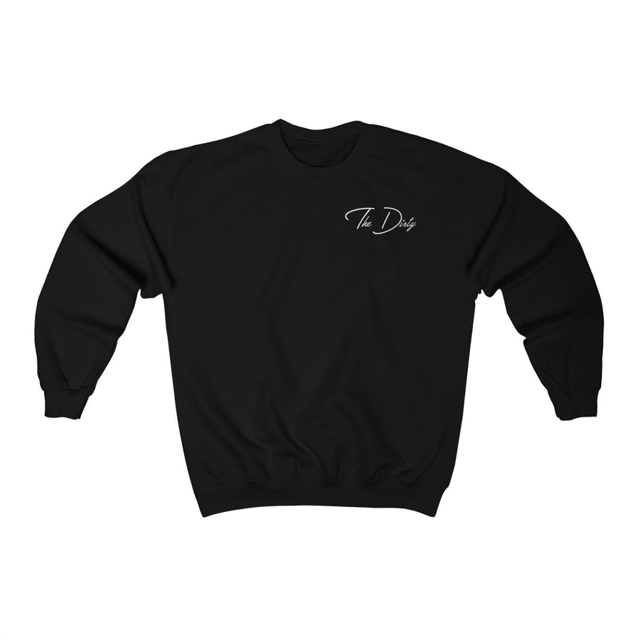 Black Feelings Crewneck