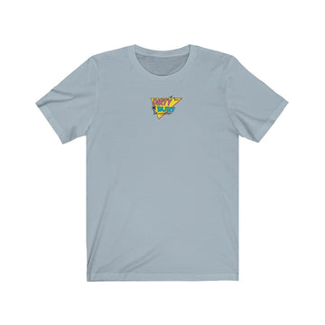 90's Kids Faded Blue Pocket Tee