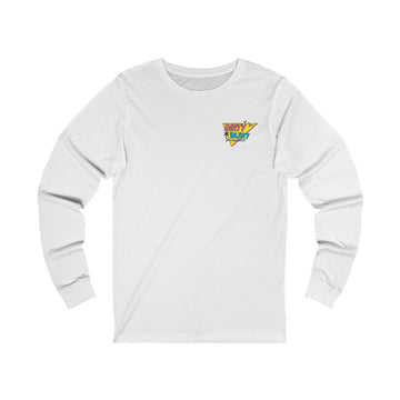 90's Kids Yellow Pocket Long Sleeve