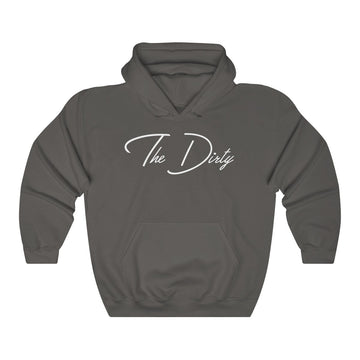 The Dirty Charcoal Hoodie