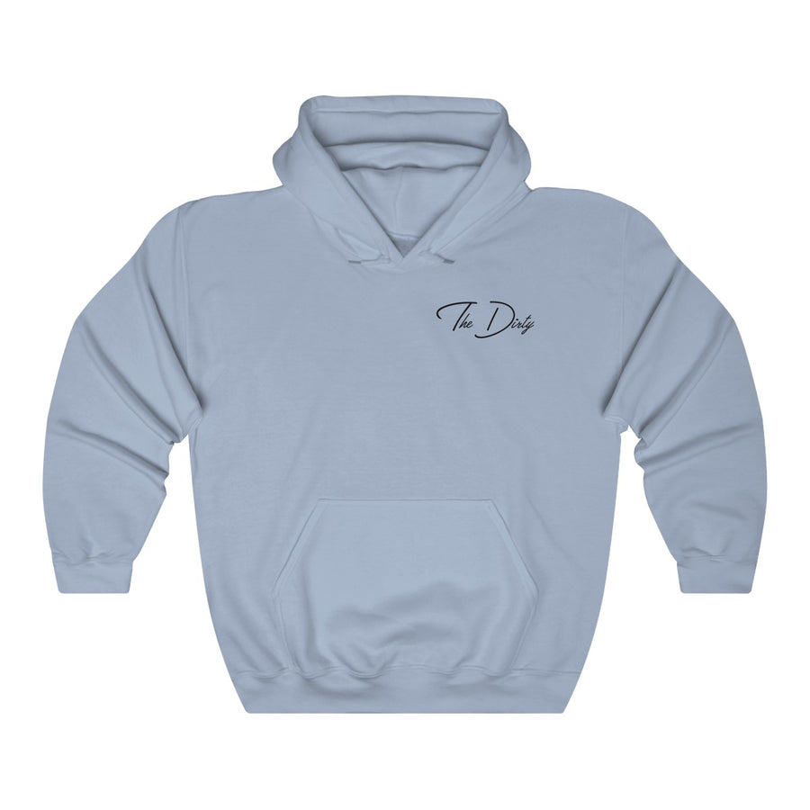 Light Blue Feelings Hoodie