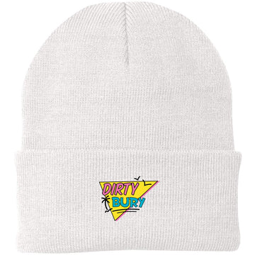 90's Kids Yellow Beanie