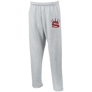 Still Champs Embroidered Sweatpants with Pockets