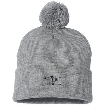 Gulls Beach Themed Beanie