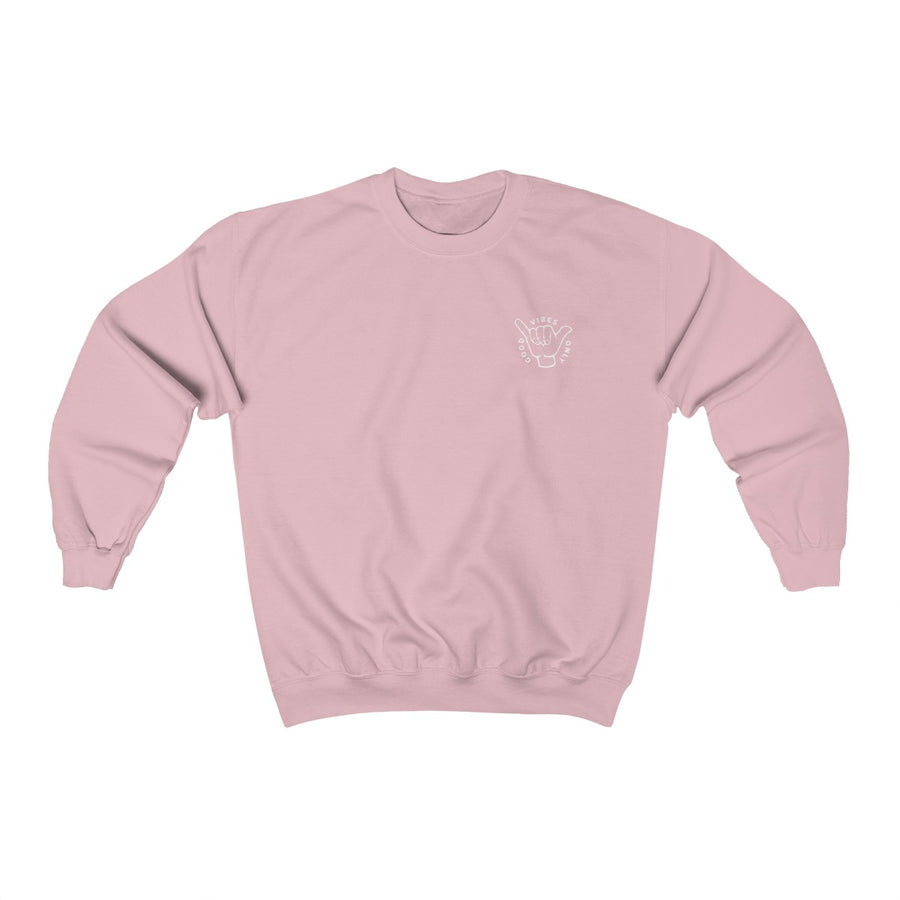 Hang Loose Crewneck (Front & Back)