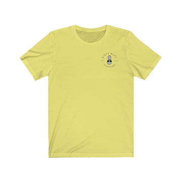 Faded Yellow H8TRZ Tee