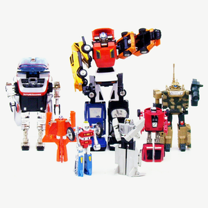 Curio & Co. looks at transforming robots