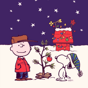Curio & Co. watches A Charlie Brown Christmas.