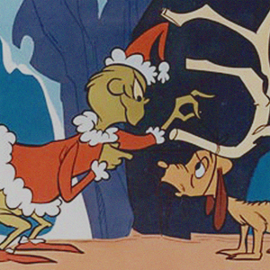 Curio & Co. watches the holiday classic, How the Grinch Stole Christmas