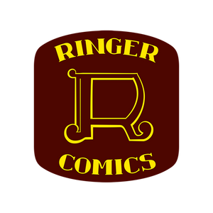 Ringer Comics logo - Curio & Co.