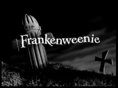 Frankenweenie (1984) Still - Directed by Tim Burton