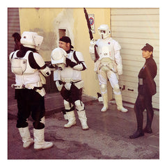 Stormtrooper costumes at Lucca Comics and Games 2011