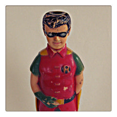 Curio & Co. wonders what happened to this old Batman and Robin collectible.