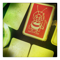 Curio & co. looks at classic memorabilia from animated series Maya the Bee. Curio and co. www.curioandco.com