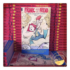 Curio & Co. presents the brand-new edition of classic comic Frank and His Friend just for collectors. Curio and co. www.curioandco.com