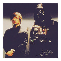 Curio & Co. considers Star Wars and Darth Vader's parenting skills as a deadbeat dad. Curio and co. www.curioandco.com