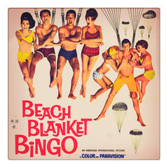 Curio & Co. looks at sillier films for summer heat with classic 1960s film Beach Blanket Bingo. www.curioandco.com