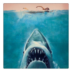 Curio & Co. looks at classic summer blockbuster Jaws which offers quite a few reasons not to worry about skipping the beach. www.curioandco.com
