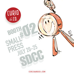 Curio & Co. at San Diego Comic-Con International #SDCC 2016