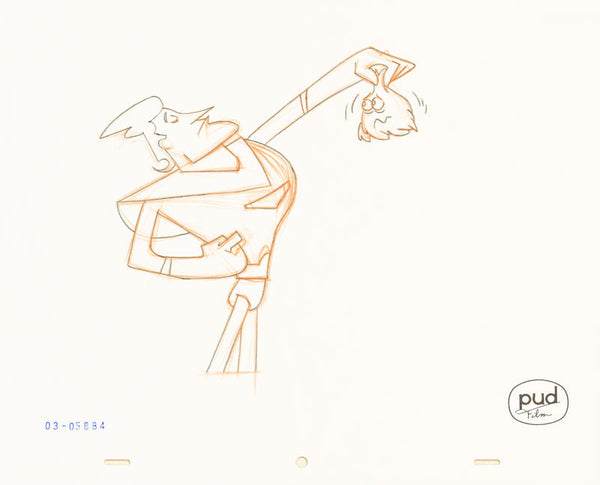 Spaceman Jax and the Galactic Adventures - Jim Dewicky - animation production drawing - Curio & Co.