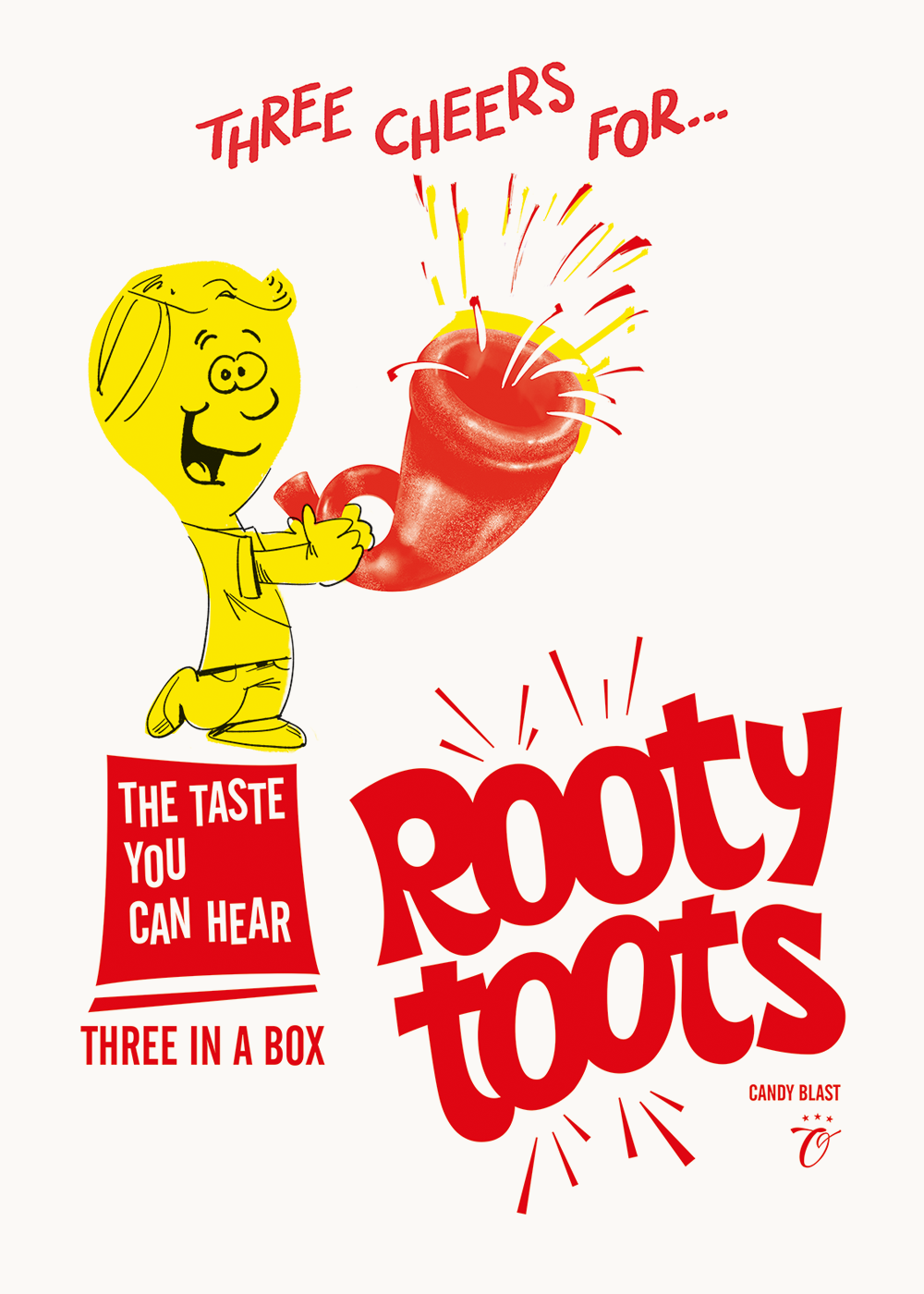 Rooty-Toots - Three Cheers for…