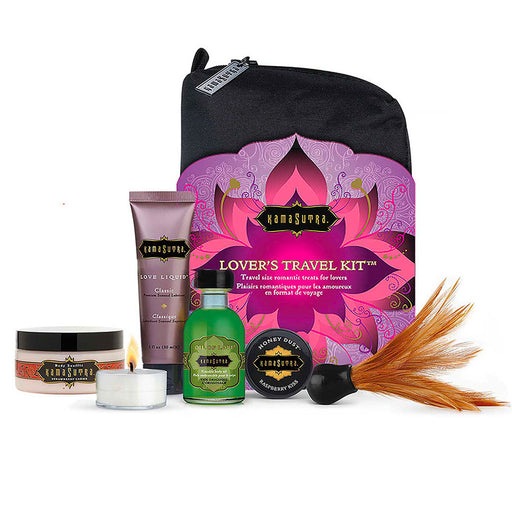 Kama Sutra Lovers Travel Size Kit