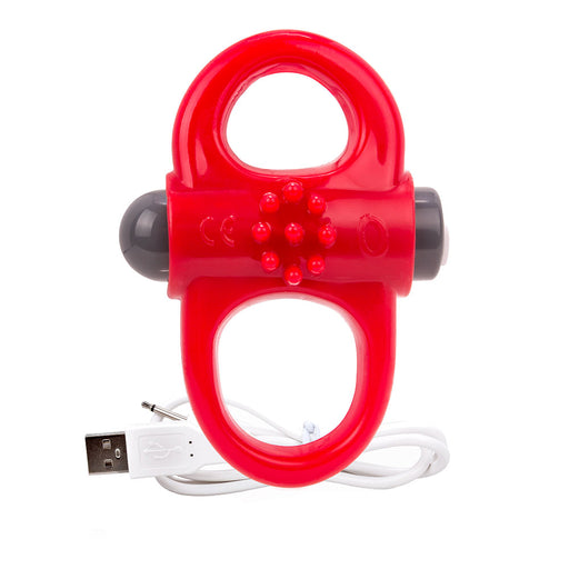 Screaming O Yoga Rechargeable Reversible Cock Ring